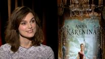 Keira Knightley Talks Taking On 'Anna Karenina'