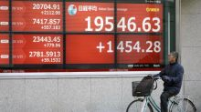 El Nikkei baja un 1,37 % por preocupación por el impacto empresarial de COVID-19