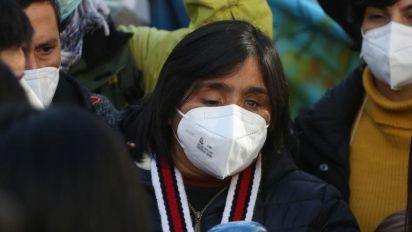 La Justicia chilena revoca la prisión al expolicía que dejó ciega a una manifestante