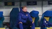 Soccer-Transfers unlikely at Barcelona due to election delay, says Koeman