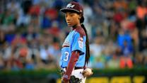 Pitcher Mo'ne Davis Makes Sneakers for Good Cause