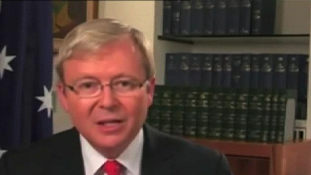 Rudd calls for leaked video investigation
