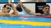 Who wins the Phelps-Lochte 200 IM final?