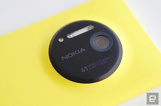 A new Nokia PureView phone could be on the horizon