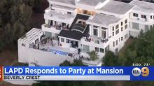 3 people shot, with 2 in critical condition, at luxury LA mansion