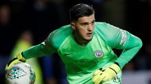 Man City survive shoot-out to reach League Cup semis