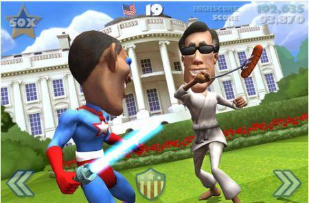 Infinity Blade creators parody themselves with VOTE!!