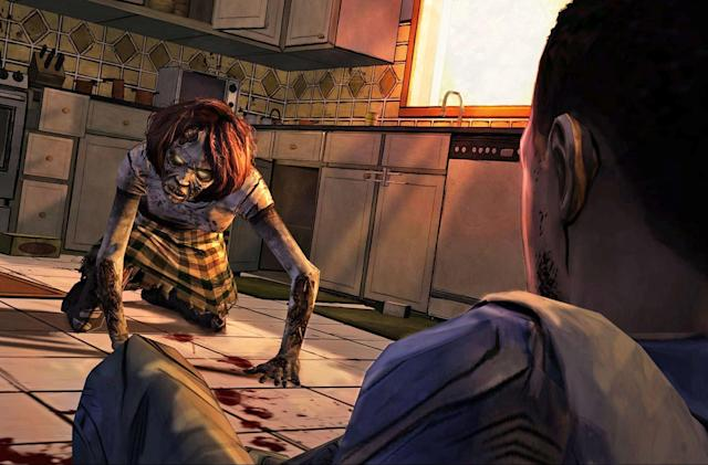 Catch up on Telltale's 'The Walking Dead' in a $50 console bundle