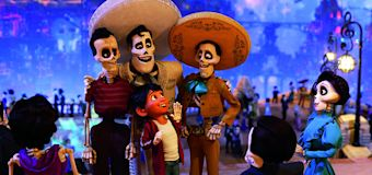 Bernal and Bratt on singing in 'Coco'