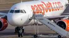 Customers forced off overbooked Easyjet flight at Luton airport