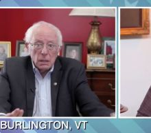 Whoopi Goldberg Spars With Bernie Sanders: 'Why Are You Still in the Race?'
