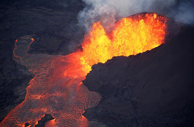 Hitting the Books: Volcanoes, mortal enemy of the mighty telescope