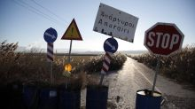 Sinking Greek village highlights nation's addiction to coal