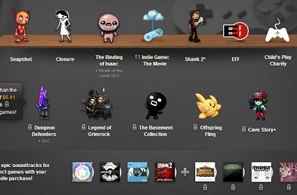 Humble Indie Bundle 7 adds The Basement Collection, Offspring Fling, Cave Story+