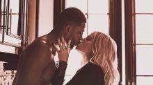 Mira los besos con los que Tristan Thompson le juraba amor a Khloe Kardashian antes de serle infiel