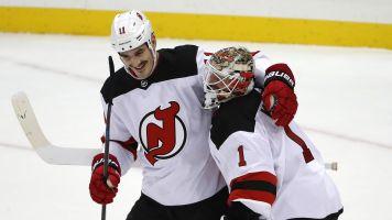 Boyle s hat trick helps Devils defeat Penguins 44e004ca3e1e