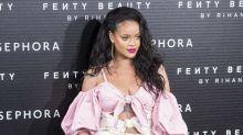 Rihanna rechazó sin contemplaciones al humorista Chris Rock