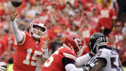 Week 3 picks: Chiefs-Ravens as good as it gets