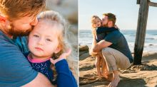 Cancer researcher dad devastated by daughter's heartbreaking diagnosis