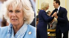 TV star sacked for dancing with Camilla
