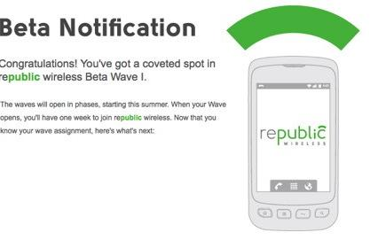 Republic Wireless now issuing invites for summer beta program: is your name on the list?
