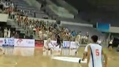 Basketball Brawl In China