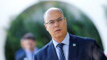 Para Witzel, quem tem que se preocupar com risco de ir para cadeia é Bolsonaro
