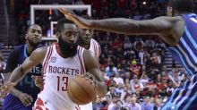 James Harden saved the Rockets with a historic triple-double