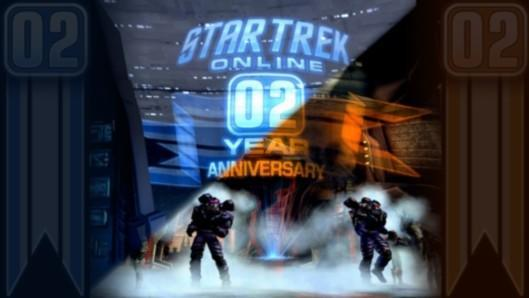 Star Trek Online handing out Odyssey starships for its second anniversary