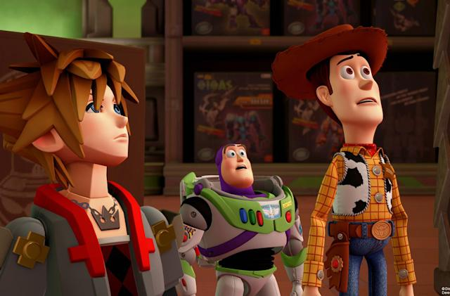 'Kingdom Hearts 3' made me feel 15 again