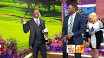 'GMA' Hot List: Tiger Woods reflects back on his career