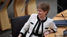 Scottish nationalists set for record majority, boosting independence push