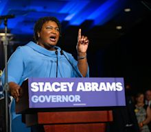 Georgia Democrat Stacey Abrams Says Republican Brian Kemp Will Be Next Governor