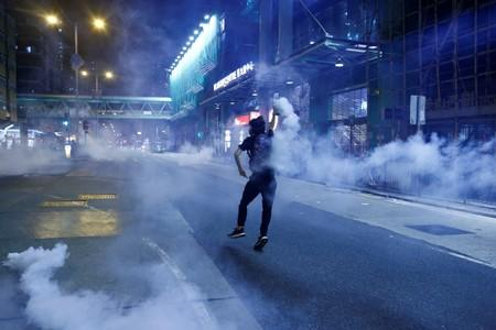 e4d0d5b4164 Hong Kong protesters offer apologies, China doubles down after ...