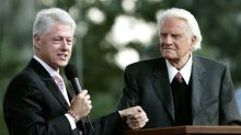 US presidents lead tributes to 'America's pastor' Billy Graham