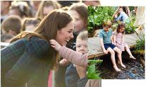 英國皇室都穿布鞋同膠鞋!更是由小王子小公主加持!