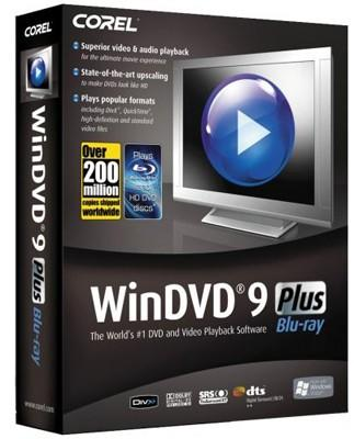 Corel's WinDVD nabs BD-R 1.1 and BD-RE 2.1 playback certification