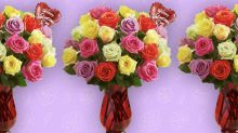 1800Flowers just cut 40 percent off Valentine's Day bouquets—including roses