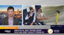 Uber rival Bolt raises £42.9M venture debt facility from EU