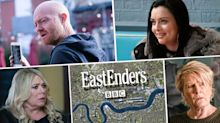 Next week on EastEnders: Tina seen alive, will Max reveal the truth about Ian? (spoilers)