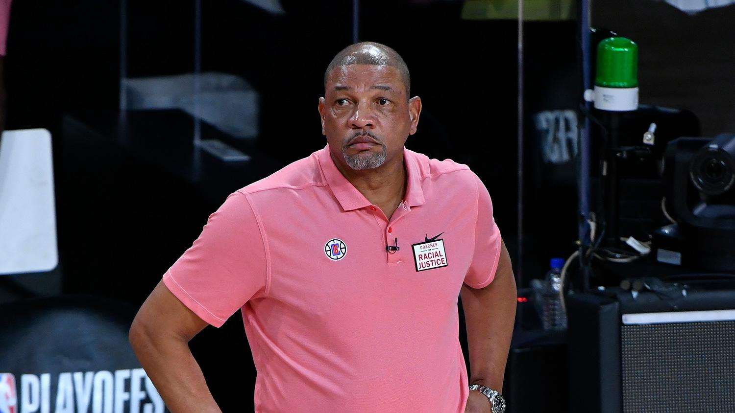 Report: Doc Rivers to meet with Sixers