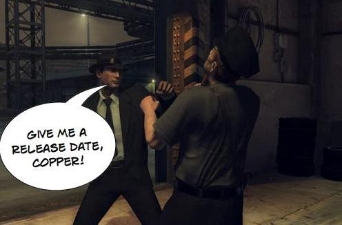 Mafia 2 coming before July 31, 2010