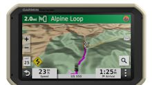 Garmin's latest GPS is designed for off-road explorers