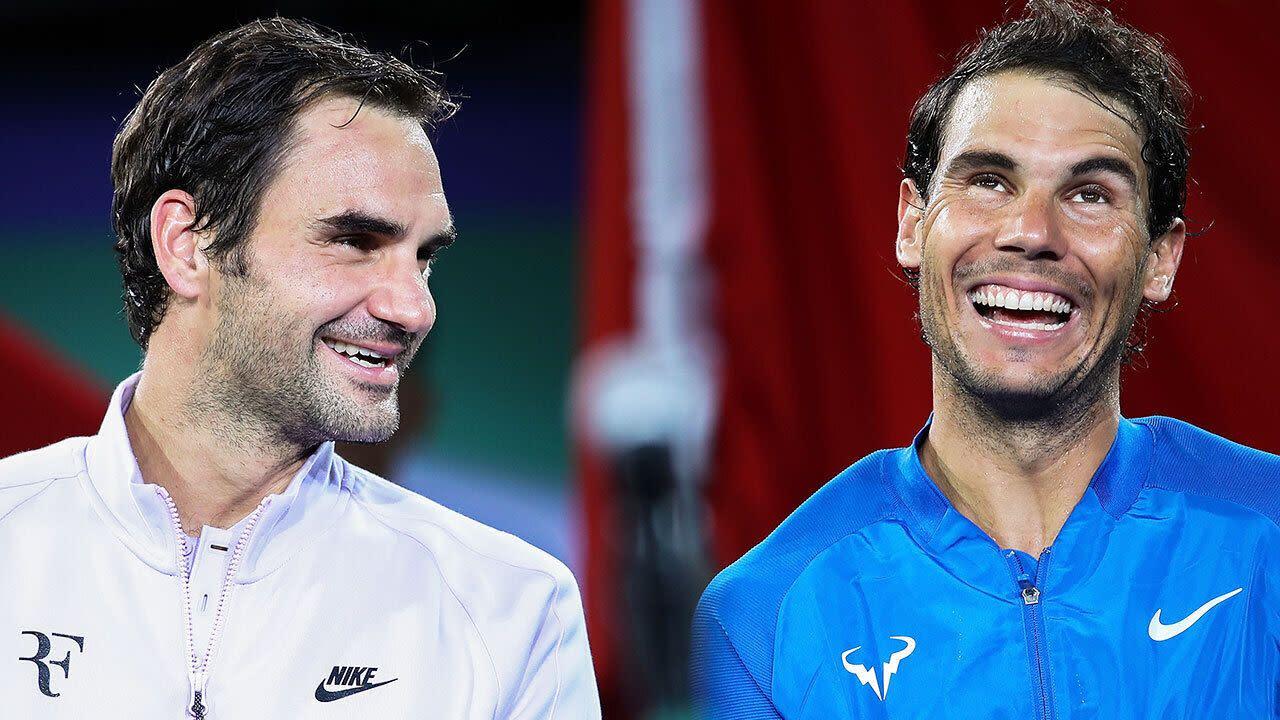 Rafa Nadal overtakes insane Roger Federer feat
