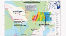 Aura Resources Discovers New Base Metal - Gold Targets on Its Greyhound Property, Nunavut