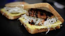 Yet another Korean sandwich cafe has opened in Singapore, this time at Clementi