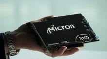 Micron forecast shy of estimates as Huawei ban bites