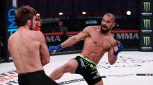 """Recuperado da Covid-19, Matheus Mattos vai em busca de sua primeira vitória no Bellator: """"estou na minha melhor forma"""""""