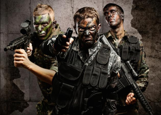 Don't call it laser tag: this is a real-life version of 'Left 4 Dead'
