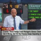 Short-sellers losing because they're overestimating trade...